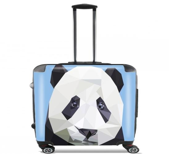 panda voor Pilotenkoffer