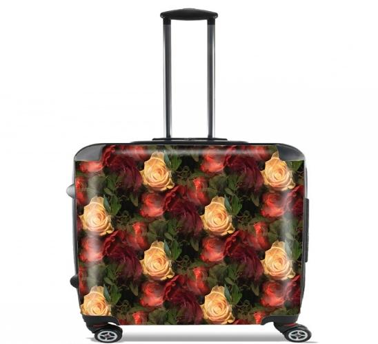 valise ordinateur roulettes bagage cabine pour les filles. Black Bedroom Furniture Sets. Home Design Ideas