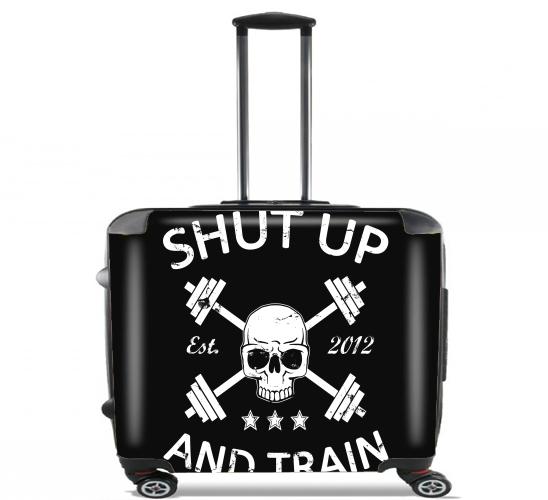 Shut Up and Train voor Pilotenkoffer