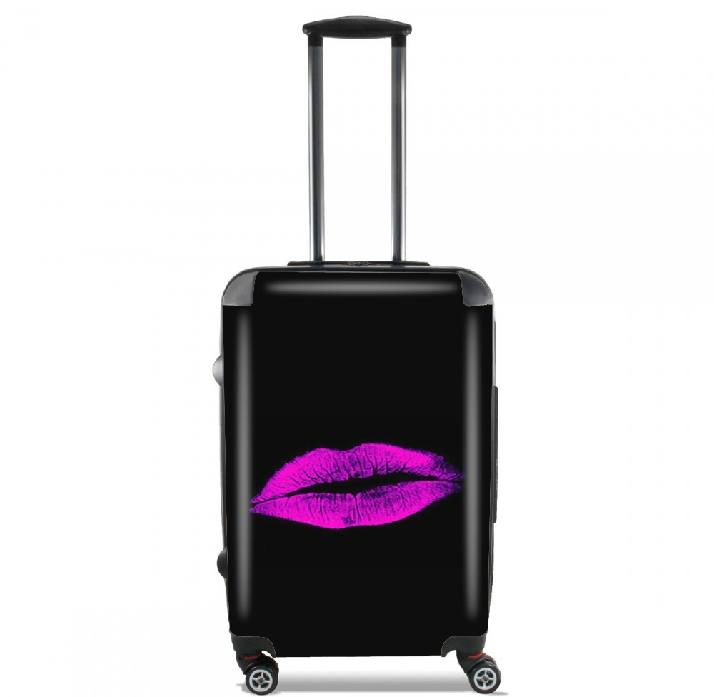 valise bagage cabine bisous sexy kiss. Black Bedroom Furniture Sets. Home Design Ideas