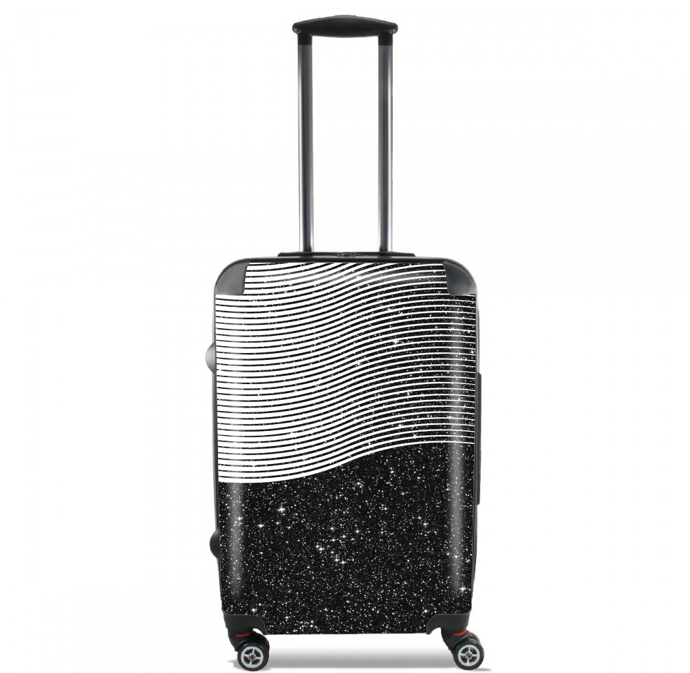 Black Space for Lightweight Hand Luggage Bag - Cabin Baggage