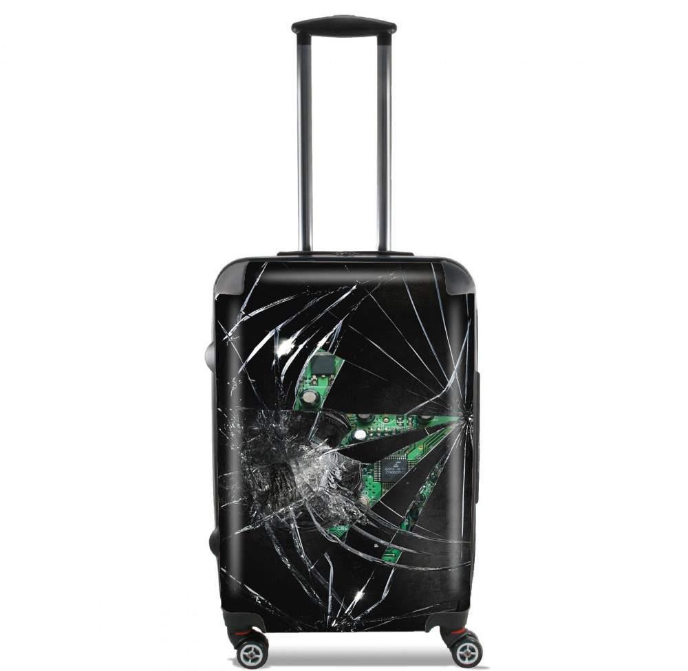 valise bagage cabine broken phone. Black Bedroom Furniture Sets. Home Design Ideas