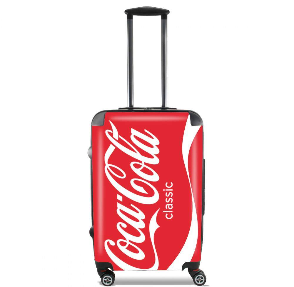 Coca Cola Rouge Classic for Lightweight Hand Luggage Bag - Cabin Baggage