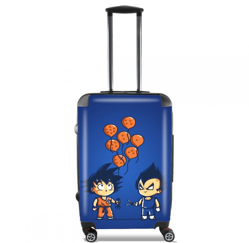 Crystal Balloons for Lightweight Hand Luggage Bag - Cabin Baggage