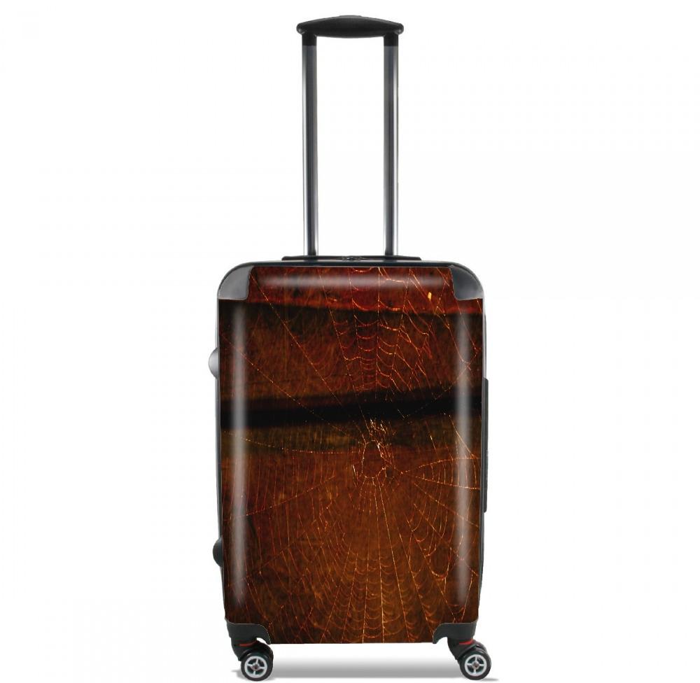 valise bagage cabine dark web. Black Bedroom Furniture Sets. Home Design Ideas