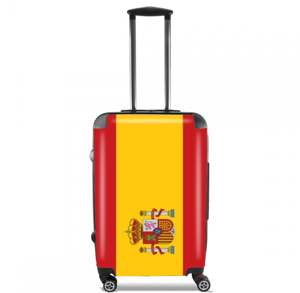 Flag Spain for Lightweight Hand Luggage Bag - Cabin Baggage