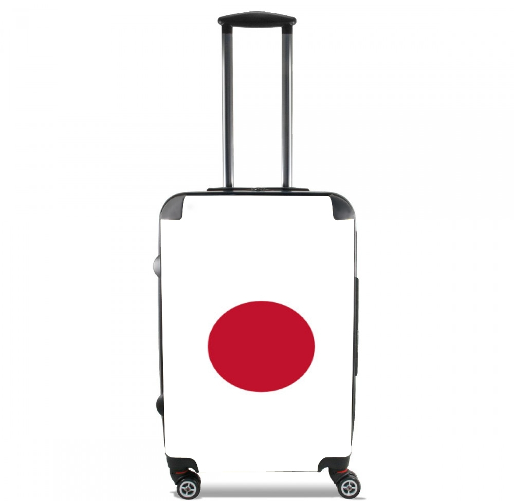 valise bagage cabine drapeau japon. Black Bedroom Furniture Sets. Home Design Ideas