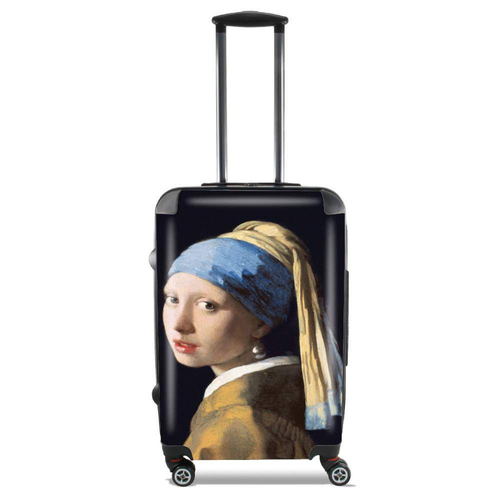 Valise bagage Cabine pour Girl with a Pearl Earring