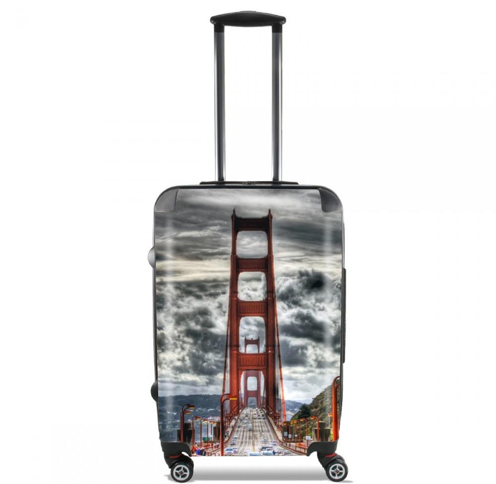 Golden Gate San Francisco for Lightweight Hand Luggage Bag - Cabin Baggage
