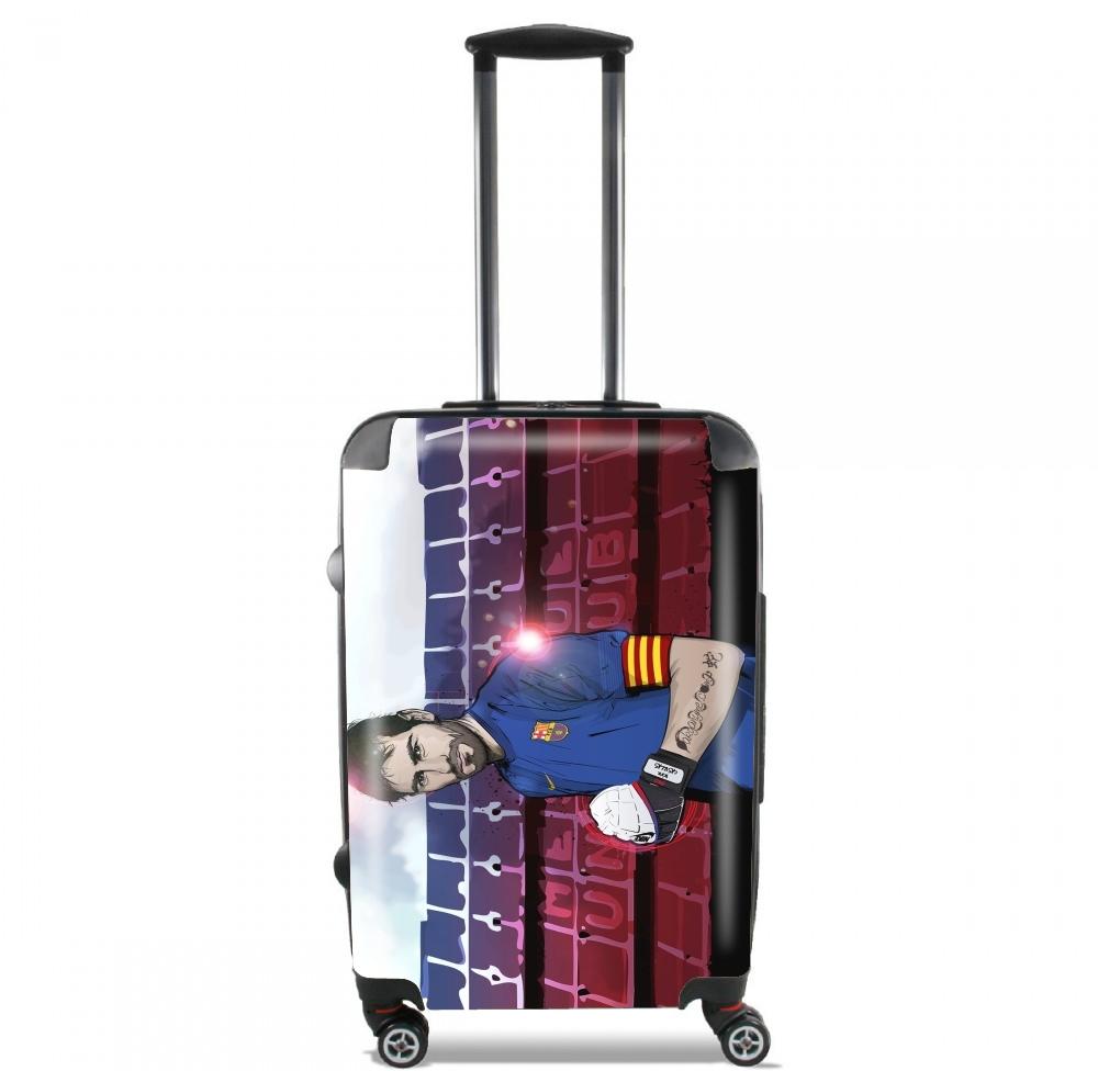 valise bagage cabine gardien de but iker. Black Bedroom Furniture Sets. Home Design Ideas