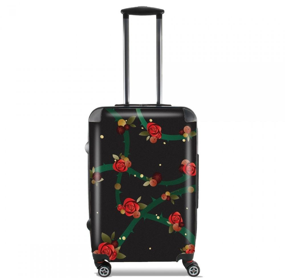 valise bagage cabine la vie en rose. Black Bedroom Furniture Sets. Home Design Ideas