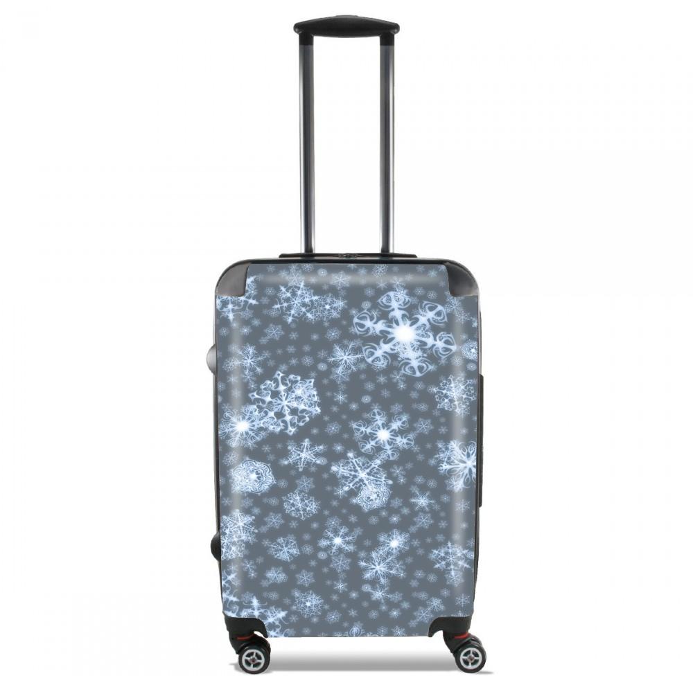 valise bagage cabine let it snow. Black Bedroom Furniture Sets. Home Design Ideas