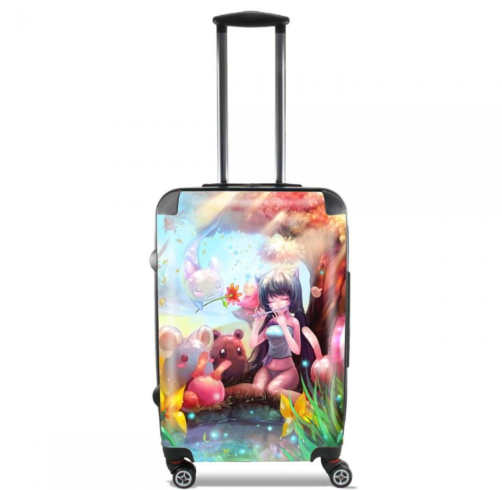 valise bagage cabine charmeuse manga. Black Bedroom Furniture Sets. Home Design Ideas