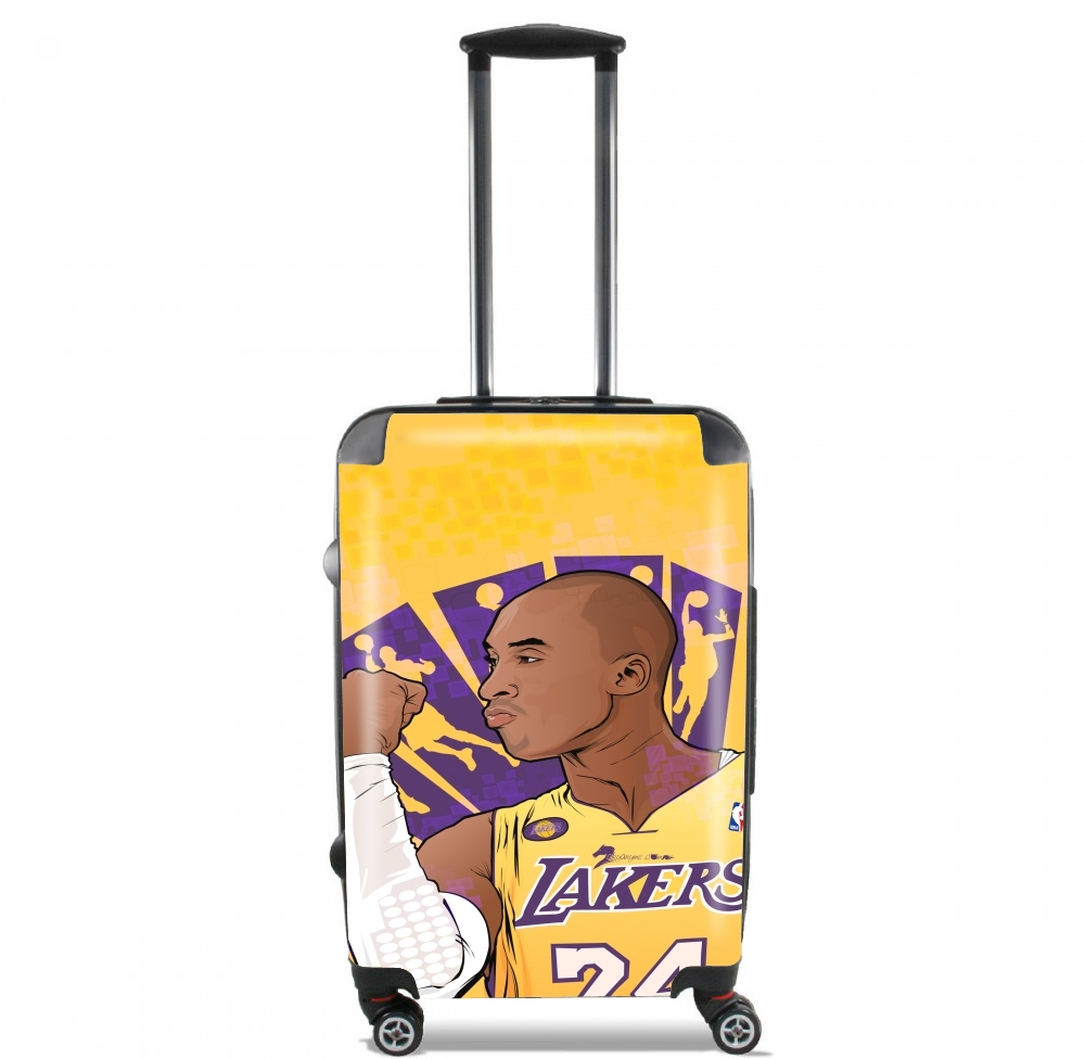 Valise bagage Cabine pour NBA Legends: Kobe Bryant