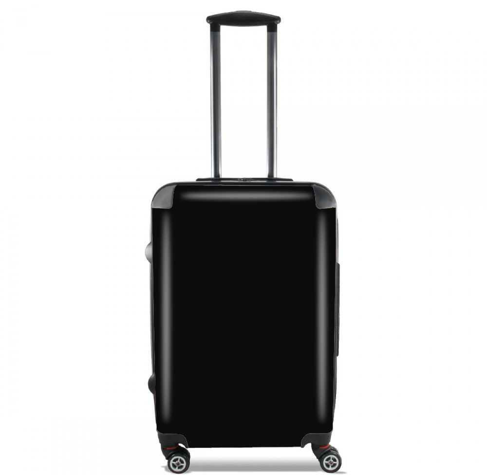 Black for Lightweight Hand Luggage Bag - Cabin Baggage
