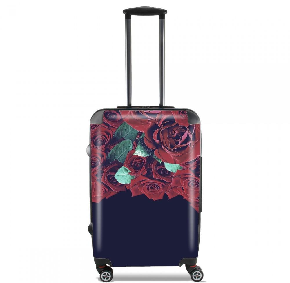 valise bagage cabine roses. Black Bedroom Furniture Sets. Home Design Ideas