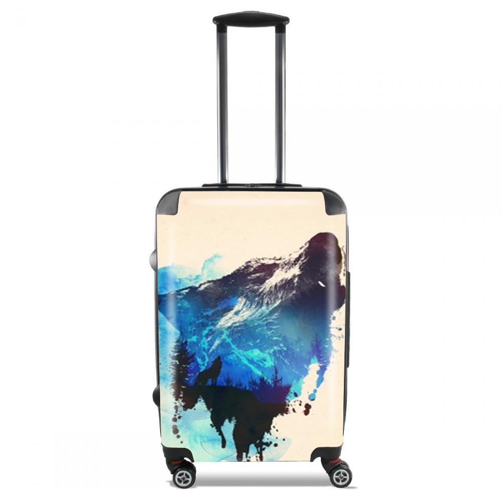 valise Solitaire comme un loup