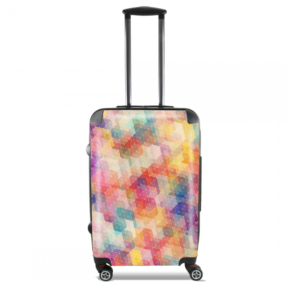 Space Cube Diagonal for Lightweight Hand Luggage Bag - Cabin Baggage