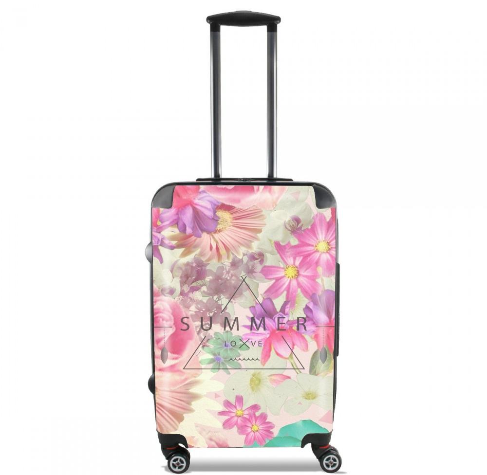 SUMMER LOVE voor Handbagage koffers