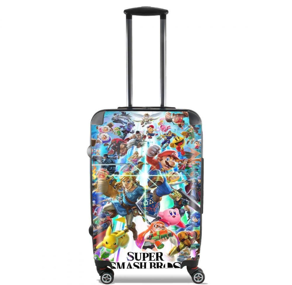 Super Smash Bros Ultimate for Lightweight Hand Luggage Bag - Cabin Baggage