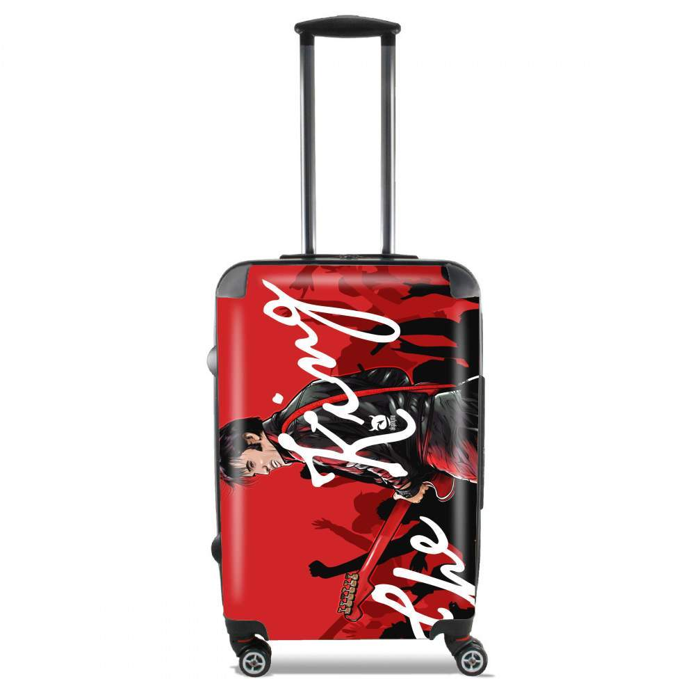Valise bagage Cabine pour The King Presley