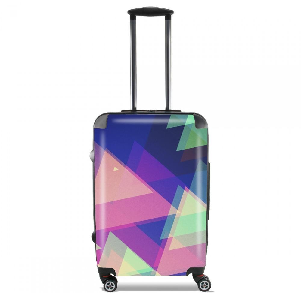 valise bagage cabine triangles. Black Bedroom Furniture Sets. Home Design Ideas