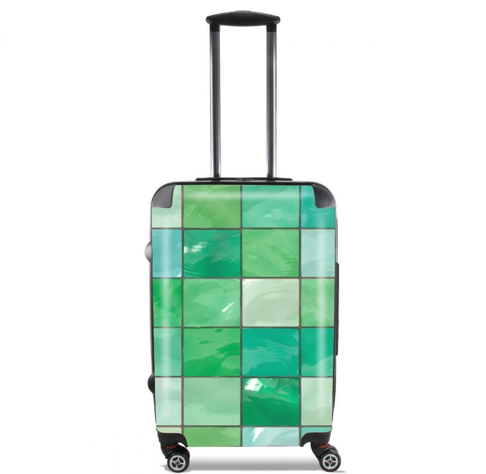 valise bagage cabine ultra slim tiles v01. Black Bedroom Furniture Sets. Home Design Ideas